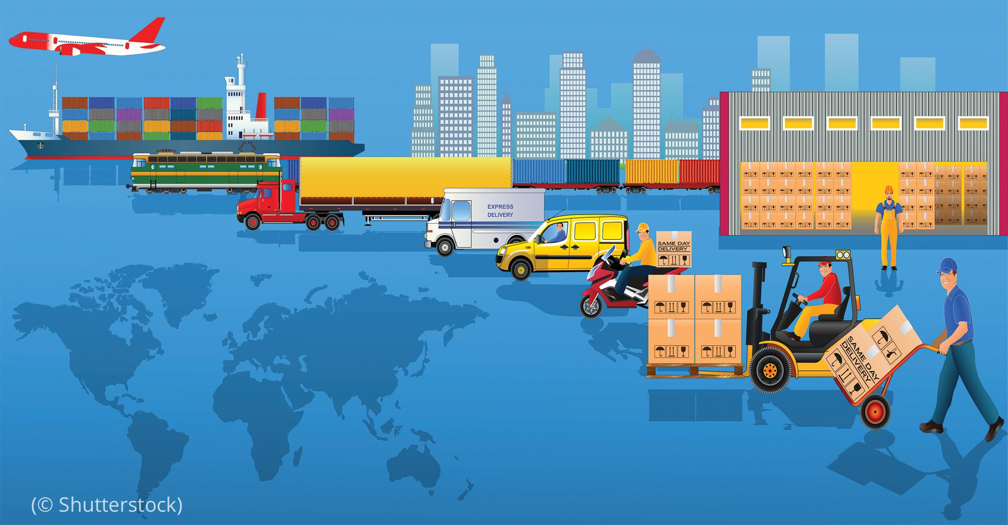 integrated logistics company in Malaysia